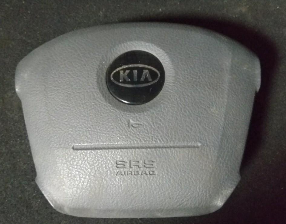 Подушка безопасности в руль