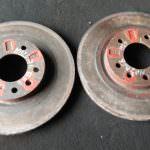 tormoznye diski perednie po 10 150x150 - Диски тормозные передние
