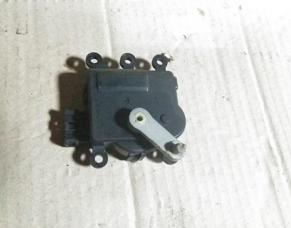 Шаговый двигатель печки