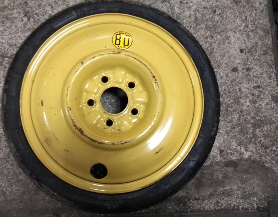 Запасное колесо (докатка) R16