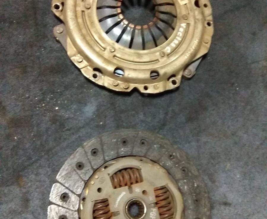 Корзина сцепления + диск сцепления