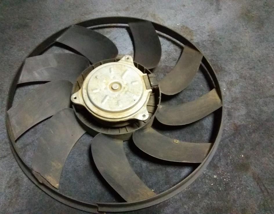 Вентилятор охлаждения (с дефектом)
