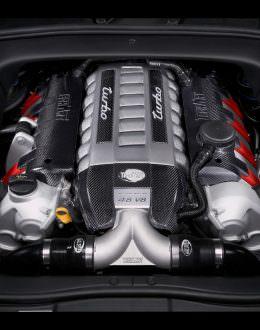 Двигатель Porsche Cayenne