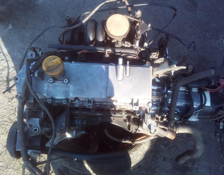 IMG 20210505 172126 scaled wpv 945x740 center center - Двигатель Renault Logan Clio 1.6 8v